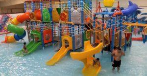 Child's Indoor Splash Island Pass