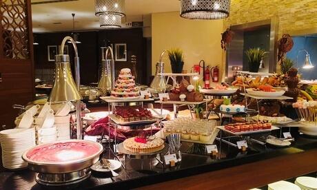 Choice of Themed Dinner Buffet