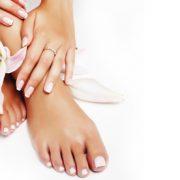 Manicure and Pedicure