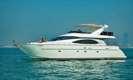 One-Hour Leisure Yacht Rental
