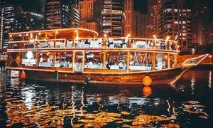 Sunset Marina Dinner Cruise