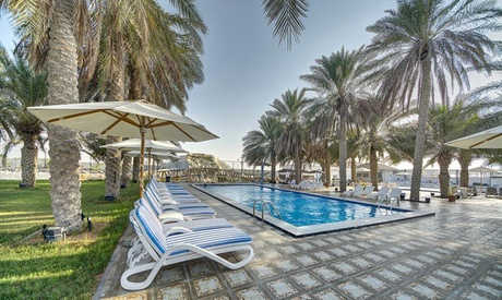 Umm Al Quwain: Stay with Breakfast for Up to Six