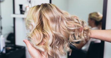 Locks can be refreshed with a wash and blow-dry with optional haircut