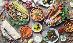 AED 50 Toward Egyptian Food