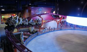AED 70 Toward Amusement Area