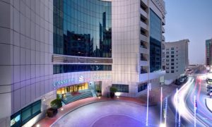Dubai: 4* Stay for a Family of Three with Breakfast