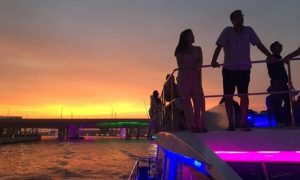 Sunset Time: Private Canal Cruise