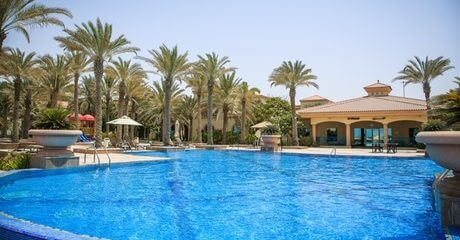 Villa Pool and Beach Access