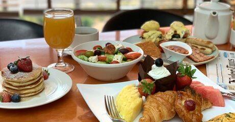 5* Breakfast Buffet