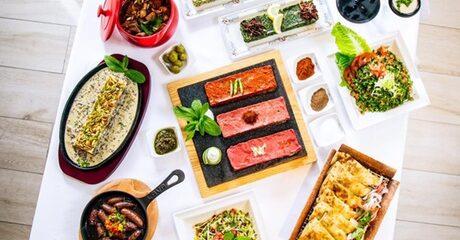 AED 100 Toward Arabian Food