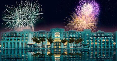 Abu Dhabi: 1-2-Night 5* New Year's Stay with Gala Dinner