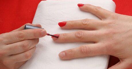 Classic Manicure or Pedicure