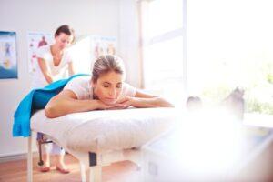 Deep Tissue Spa Treatment