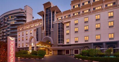 Dubai: 1-Night 5* Stay with Massage