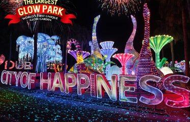Entry to Dubai Garden Glow Park