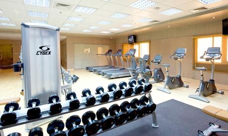 Gym and Pool Membership