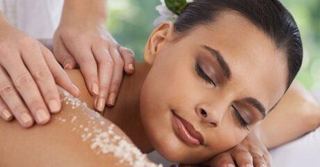 Moroccan Bath or Choice of Spa Treatment