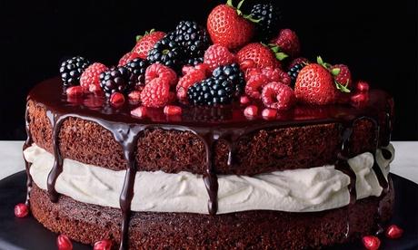 One-Kilogram Takeaway Cake