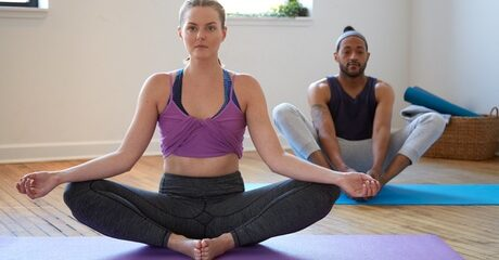 Personal Yoga At Home