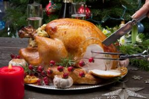 Roast Turkey with Sides Delivery