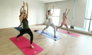 Three Yoga Sessions