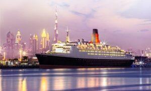 Tour of Queen Elizabeth 2