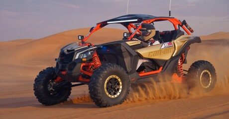 Two-Hour Buggy Driving Experience