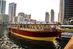 Two-Hour Dubai Marina Dinner Cruise: Child (AED 99)