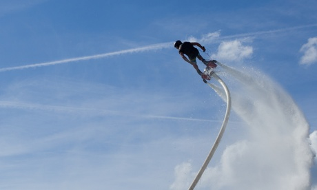 20-Minute Flyboarding Experience