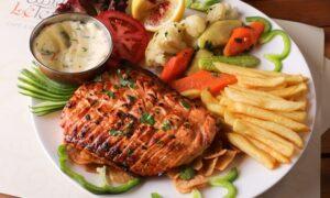 AED 70 Toward Middle Eastern Cuisine