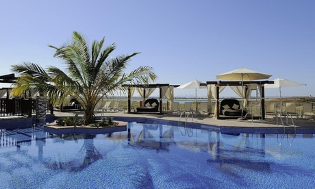 Abu Dhabi: 1- to 3-Night 4* Stay with Yas Park Tickets