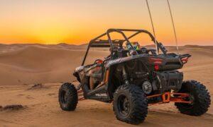 Desert Ride