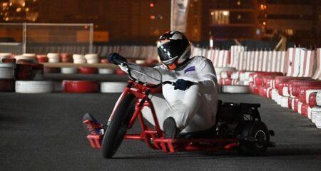 Drift Trike Experience