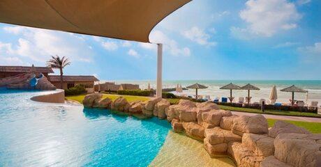 Sharjah: 1- or 2-Night 4* Beach Break with Breakfast