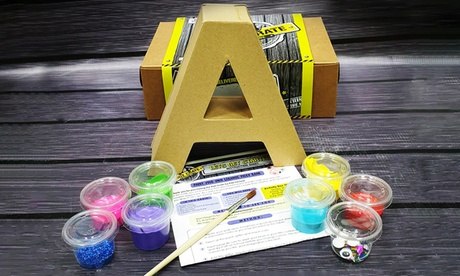 Up to Two Activity Boxes for Kids