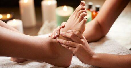 5* 60-Minute Foot Reflexology