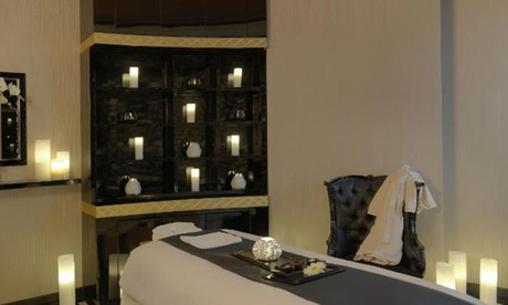 Individuals or duos can get pampered with a spa treatment of a choice including traditional Thai