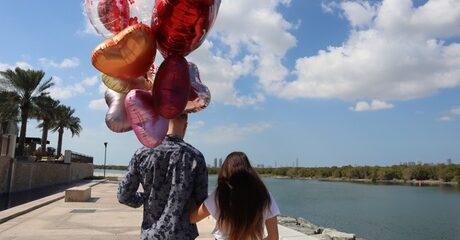 Abu Dhabi: 5* Valentine'sDay Package