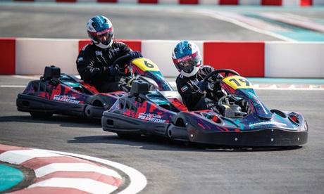 Drift Go-Karting Experience