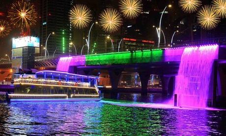 Dubai Cruise with Dinner