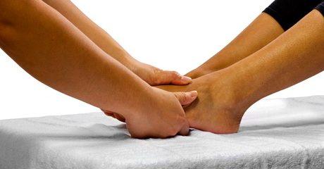 Foot and Hands Reflexology