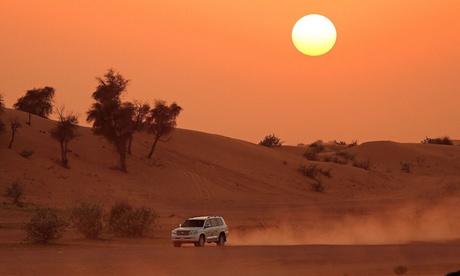 VIP Desert Safari and Quad Bike
