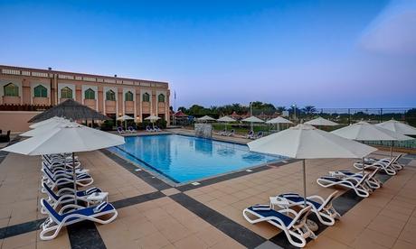 Abu Dhabi: 1 Night with Suhoor