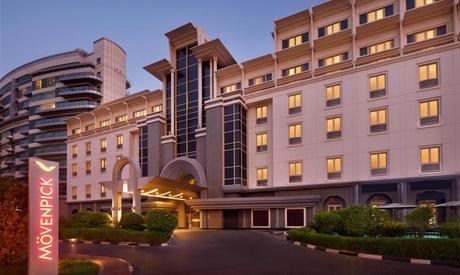 Dubai: 1-Night 5* Stay with Spa Treatment