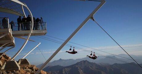 Jais Sky Tour or Jabal Jais Flight