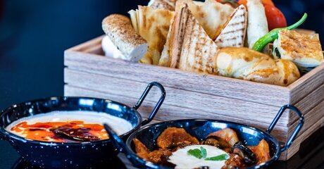 Saturday Turkish Breakfast Set Menu
