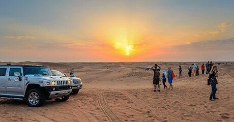 VIP Hummer Desert Safari
