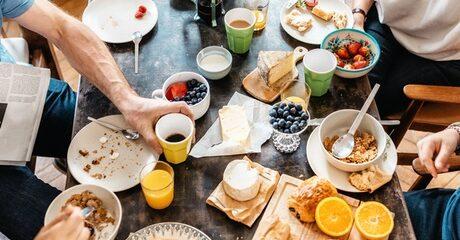 4* Breakfast Buffet