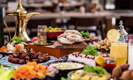 4* Iftar Buffet with Drinks: Child (AED 59)