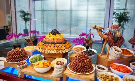 5* Iftar Buffet: Child (AED 49)